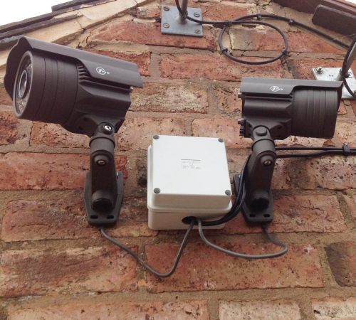 CCTV installations in Lutterworth